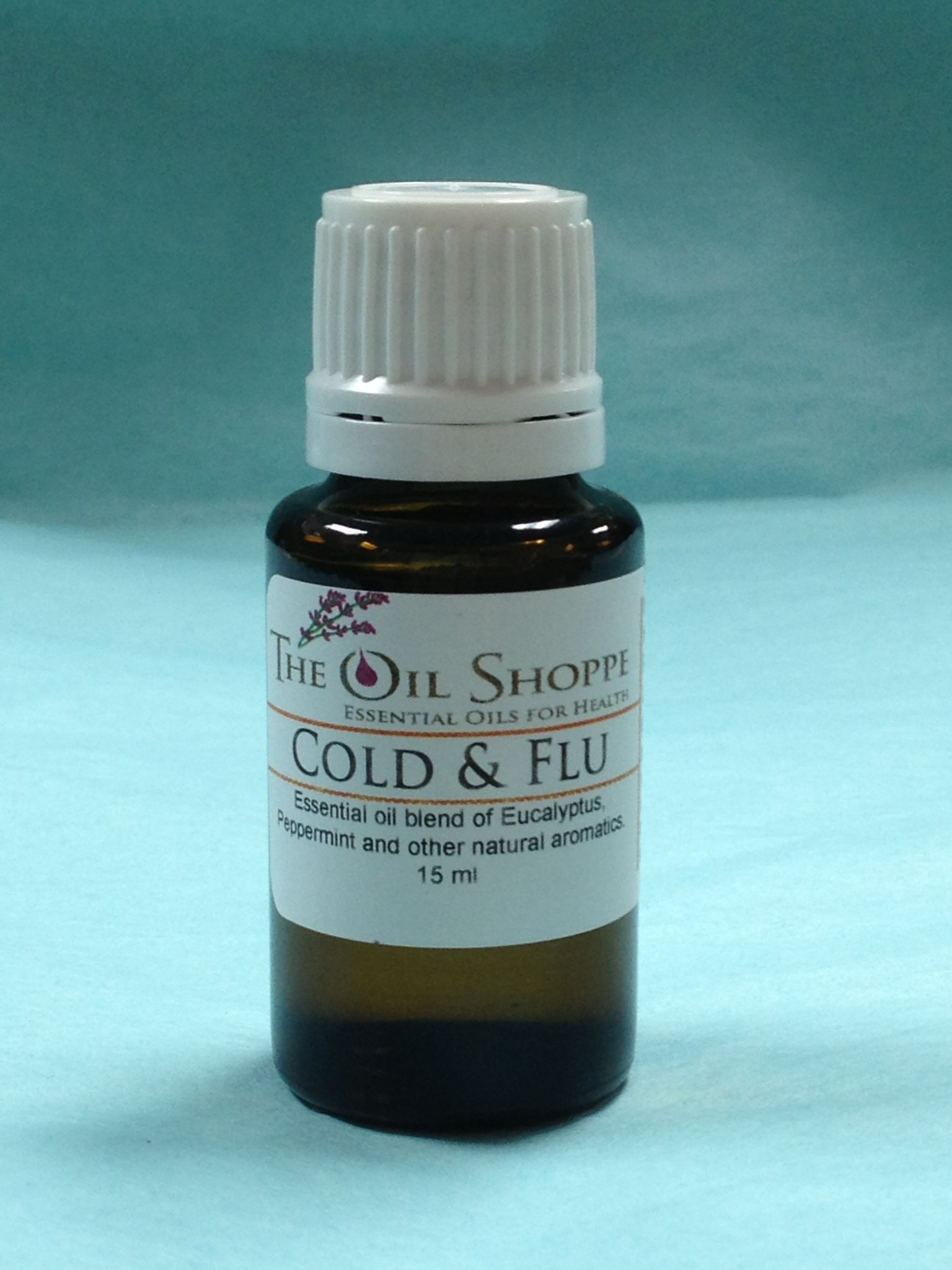 Cold and Flu Essential Oil Blend